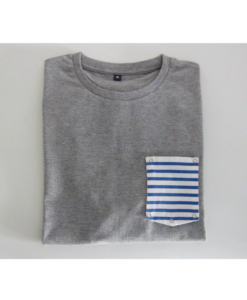 Wazashirt-new-t-shirt-pocket-heather-grey-2