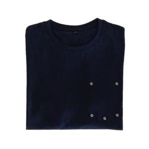 Wazashirt-new-t-shirt-pocket-navy-1