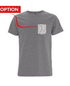 wazashirt-tshirt-pocket-grey-print-mosaic
